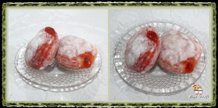 Donuts com geleia 2