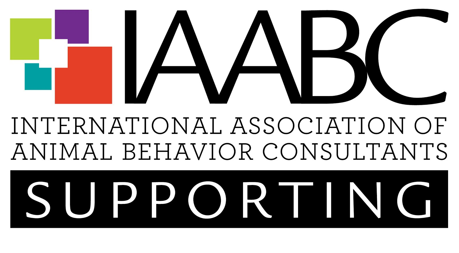 Supporting member IAABC