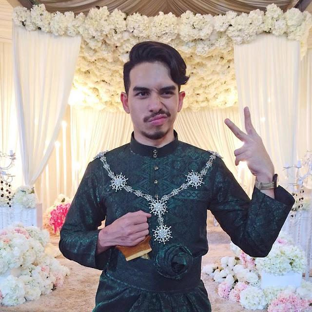 Biodata Fahad Iman