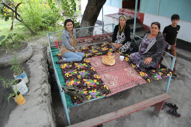 Tadjikistan, Haut-Badakhshan, Pamir, tapchane, tapshan, © L. Gigout, 2012