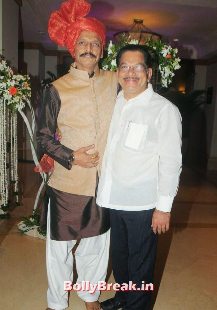 Bhai Jagtap, Suresh Shetty