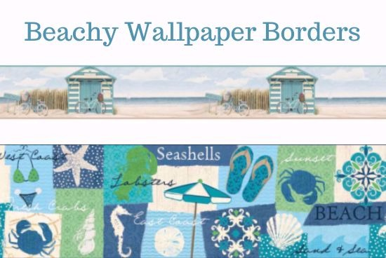 Beach Wallpaper Borders