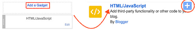 Add Adsense Code to Blogger