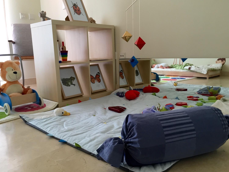 Pequefelicidad habitaciones montessori 30 ideas inspiradoras - Camera montessori ...