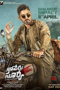 Download Surya The Soldier (2018) Hindi Dubbed 480p [500MB] And 720p [800MB]