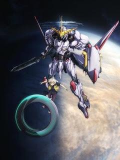 تقرير أونا البدلة المتنقلة جاندام: الأيتام ذوات الدم الحديدي Mobile Suit Gundam: Iron-Blooded Orphans - Urðr Hunt