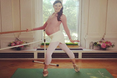 Menari, olahraga untuk Ibu hamil
