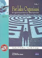 Judul : PERILAKU ORGANISASI (Organizational Behavior) Buku 1