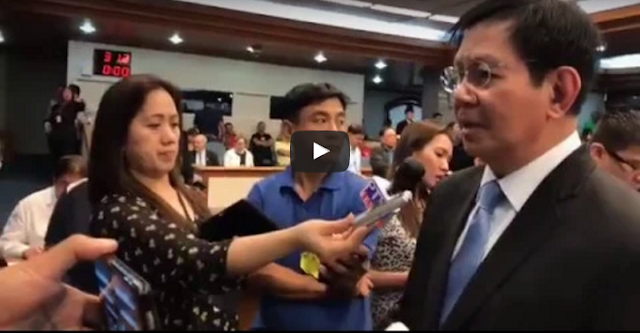 Watch: Sen. Lacson reveals reason behind LP senators' ouster from majority bloc
