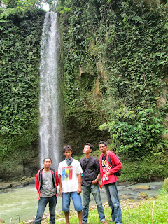 Air Terjun Sampuran Widuri