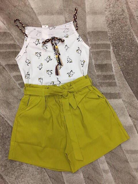Set áo 2 dây quần short ngắn chất lượng cao