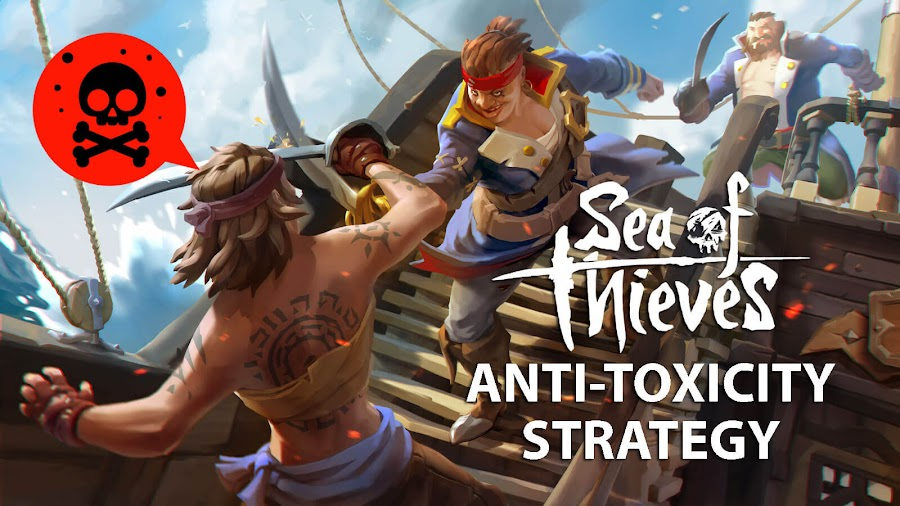 sea of thieves online toxicity brig