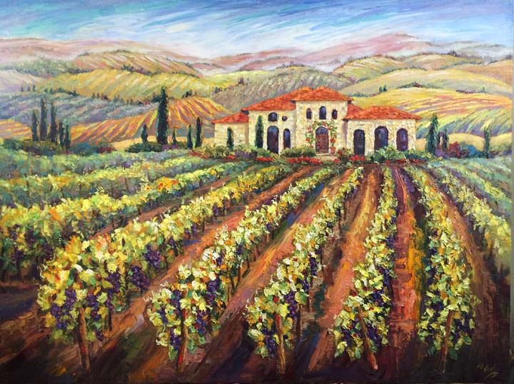 Artists Of Texas Contemporary Paintings And Art Tuscan