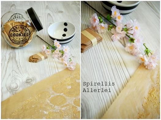 Spirellis Allerlei - Mandelkekse mal anders als Amarettini