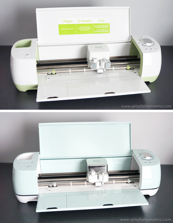 Cricut Explore vs Cricut Explore Air 2 Comparison | artsy
