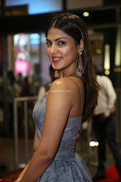 Rhea Chakraborty in a Sleeveless Deep neck Choli Dress Stunning Beauty at 64th Jio Filmfare Awards South ~  Exclusive 096.JPG