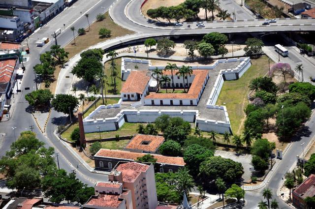Forte das Cinco Pontas - Recife