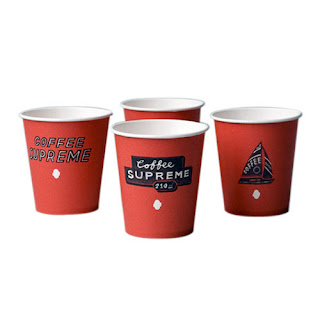 Paper Cup SUPREME