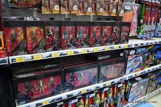 Toys R Us Hong Kong Star Wars Black Series