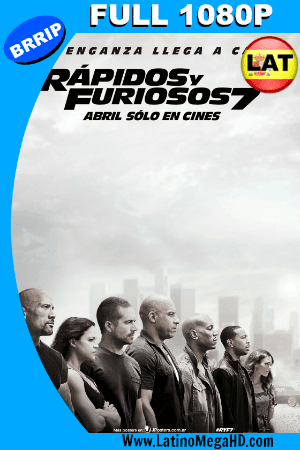 Rapido y Furioso 7  (2015) Latino Full HD 1080P - 2015
