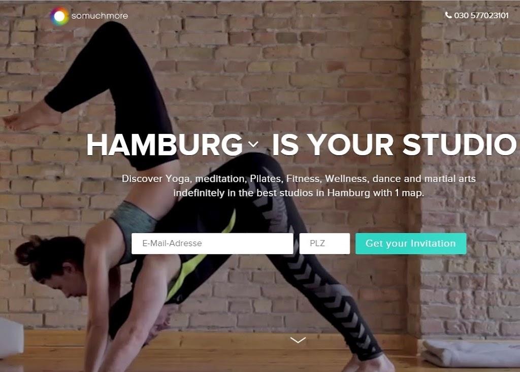 進軍保健運動市場,德國Rocket Internet投資新創公司SoMuchMore提供健康課程