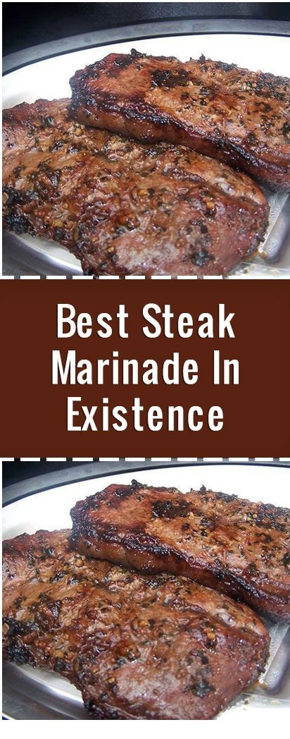 Best Steak Marinade In Existence