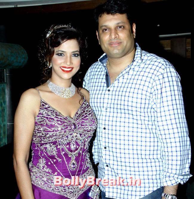 Tanisha Singh and Vachan Shetty, Page 3 Girl Tanisha Singh Birthday Bash Pics