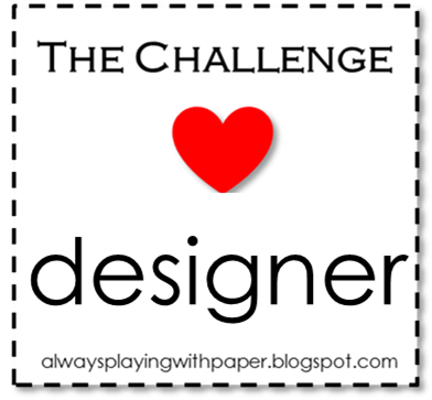 Past Designer For The Challenge