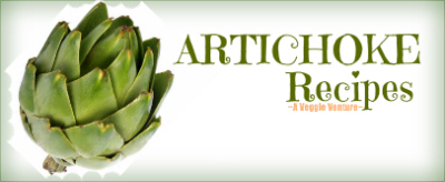 Tired of the same-old steamed artichokes? Find new inspiration in this collection of seasonal Artichoke Recipes ♥ AVeggieVenture.com, including many Weight Watchers, vegan, gluten-free, low-carb, paleo, whole30 recipes.