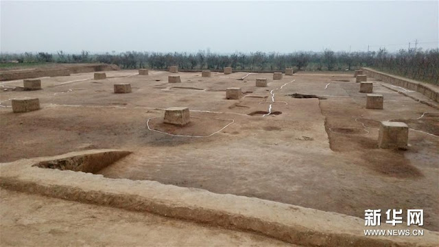 New evidence offers insight into living space of Zhou Dynasty royal families