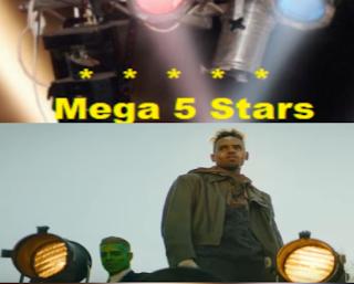 Chris Brown Tempo on Mega 5 Stars