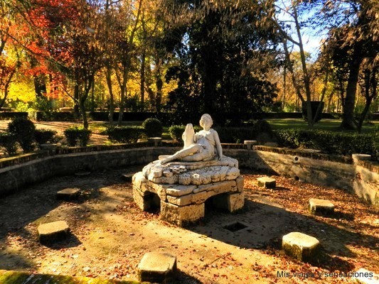 Fuente de Diana, Jardín de la Isla, Aranjuez