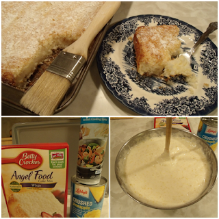 easy pineapple angel food cake New End Studio