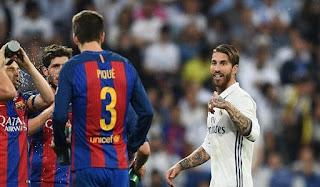 Ramos Minta Fans Kompak Dukung Timnas Spanyol