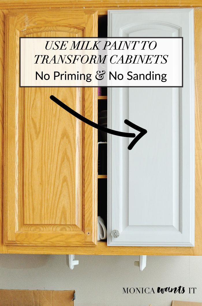 Kitchen Update: Choosing a Cabinet Color | Monica Wants It