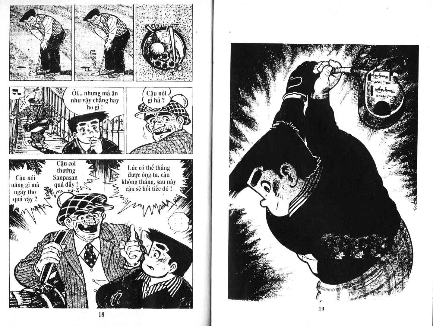 Ashita Tenki ni Naare chapter 51 trang 8