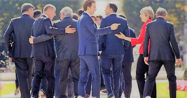Οι «πεφωτισμένες» ευρωπαϊκές ελίτ και το προς χειραγώγηση πόπολο!