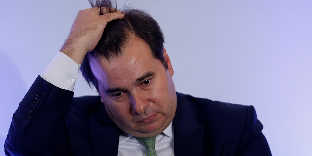 Rodrigo Maia citado em delação premiada