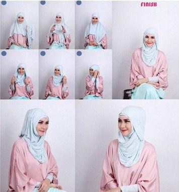 Hijab Ala Zaskia Adya Mecca