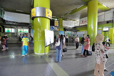 berburu tiket kereta api lebaran 2017