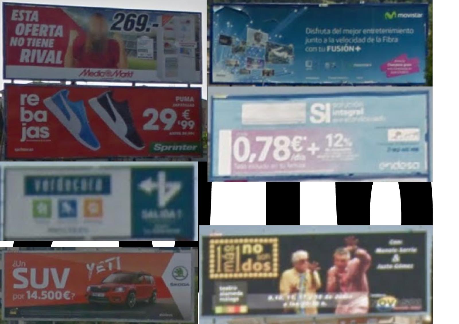 Vallas publicitarias espa a anuncios en vallas 2016 16 for Verdecora malaga
