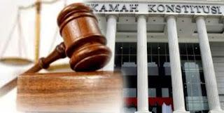 Kedudukan Mahkamah Konstitusi Dalam Negara Hukum