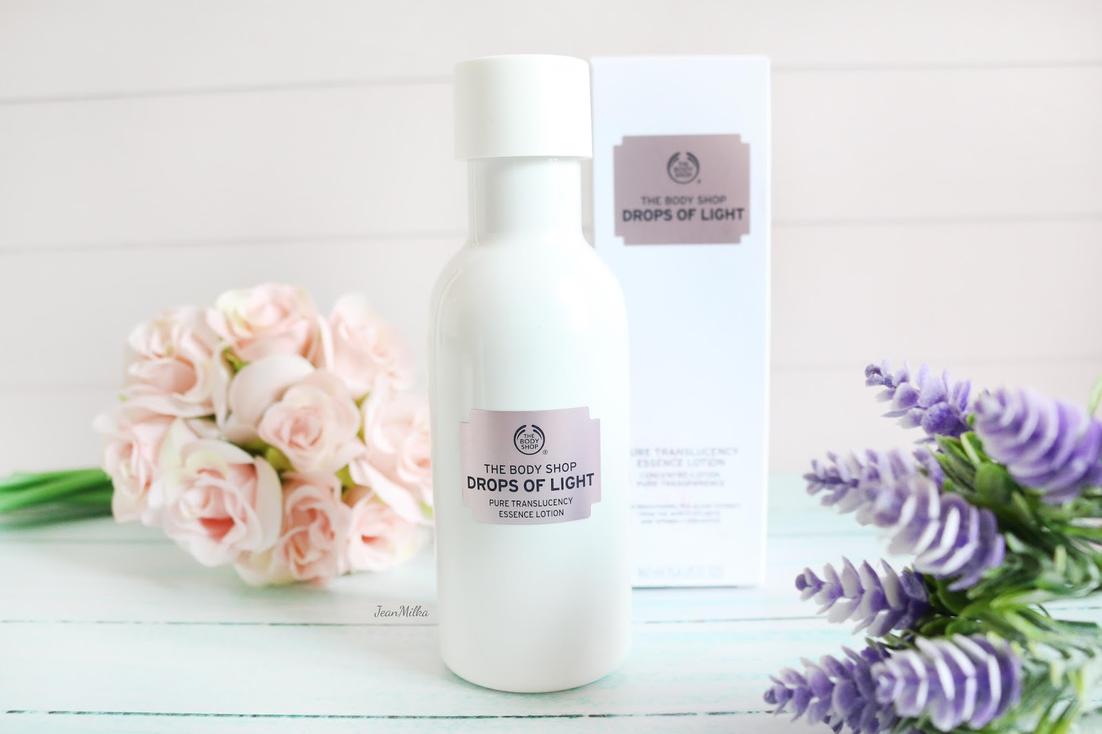The Body Shop Drops of Light and Skin Defence Multi