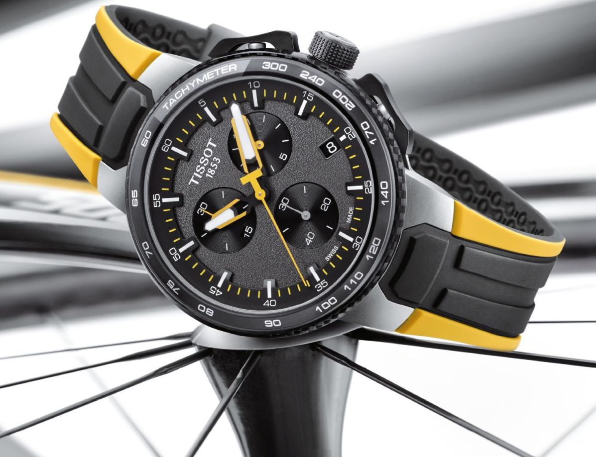 e1f60681643 Tissot T-Race Cycling Tour de France Special Edition