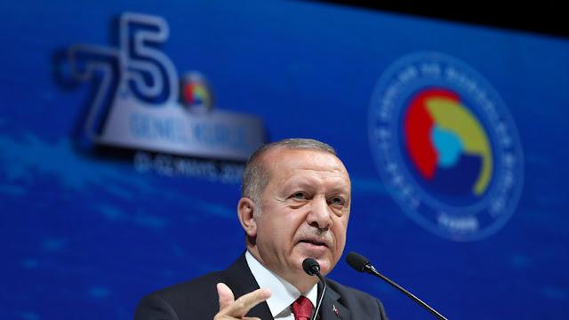 Erdogan: Turquía fabricará los S-500 con Rusia tras la compra de los S-400