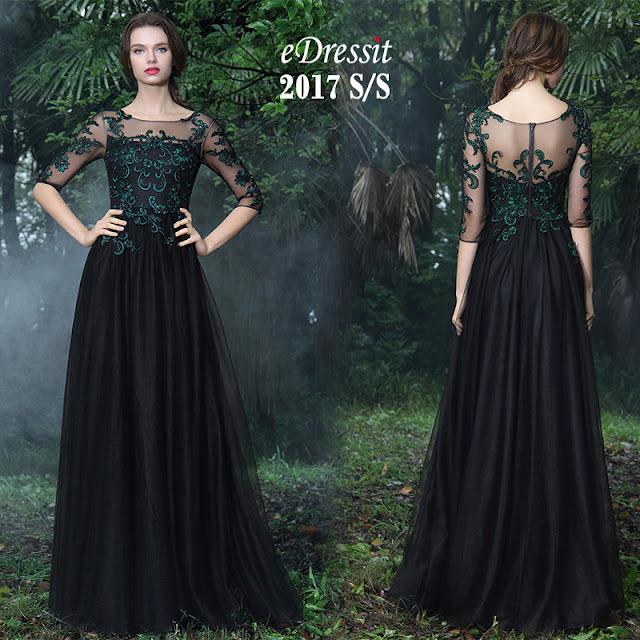 Nouvelle Robe de Soirée Brodée - eDressit Rêve d enfance d61ab92804a5