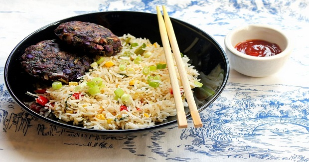 Chinese 5 Spice Fried Rice Recipe