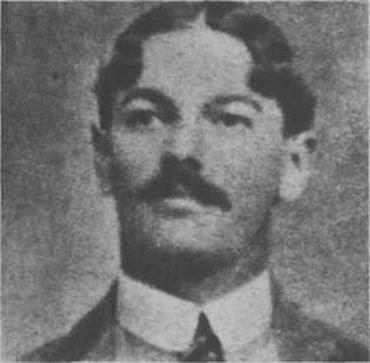 Francisco Canaro en 1907