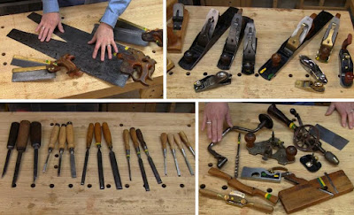 , Intro To Hand Tools Downloadable Videos, Wood Reports, Wood Reports