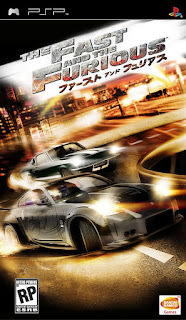 The Fast and the Furious PSP GAME ISO